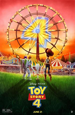 Toy Story 4 700x1063