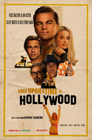 Once Upon a Time... in Hollywood 1280x1932