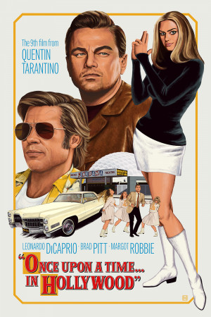 Once Upon a Time... in Hollywood 1000x1500
