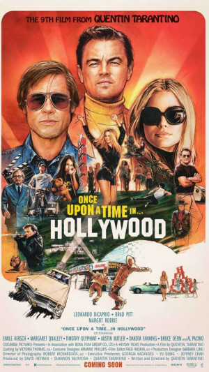Once Upon a Time... in Hollywood 564x1002