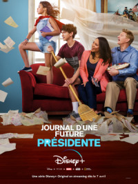 Diary of a Female President poster