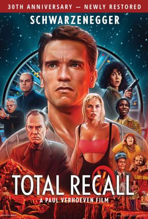 Total Recall - Die totale Erinnerung 1000x1480