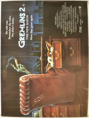 Gremlins 2: The New Batch 793x1050