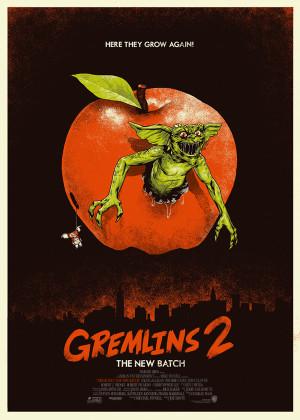 Gremlins 2: The New Batch 1535x2150