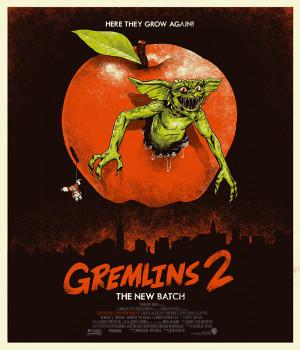 Gremlins 2: The New Batch 1488x1736