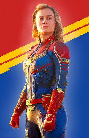 Captain Marvel 1326x2047