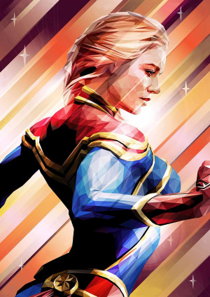 Captain Marvel 1698x2400