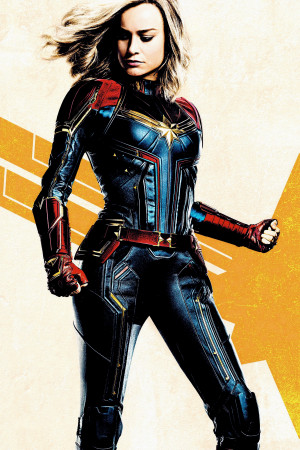 Captain Marvel 3334x5000