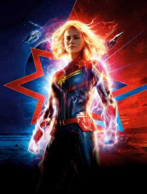 Captain Marvel 10487x13783