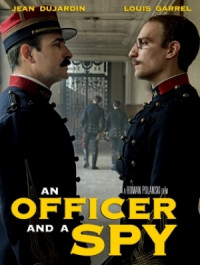 An officer and a spy poster
