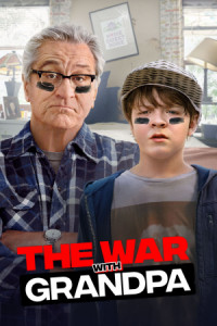 War with Grandpa poster