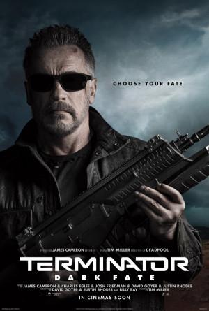 Terminator: Dark Fate 2025x3000