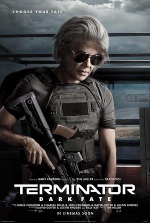 Terminator: Dark Fate 510x755
