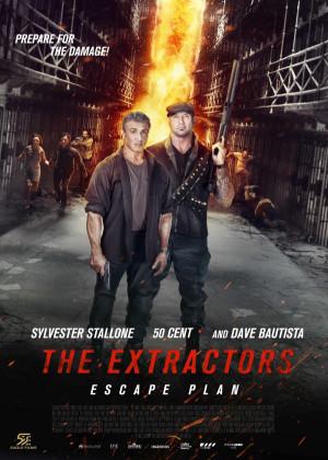 Escape Plan: The Extractors 2146x3000