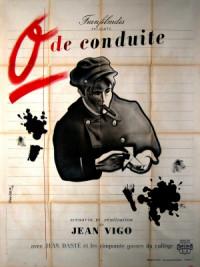 Zero de Conduite poster