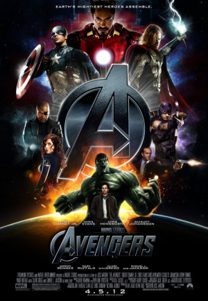 The Avengers 744x1075