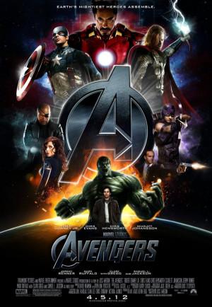 The Avengers 744x1075