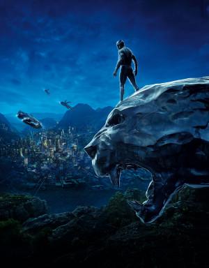 Black Panther 7328x9385
