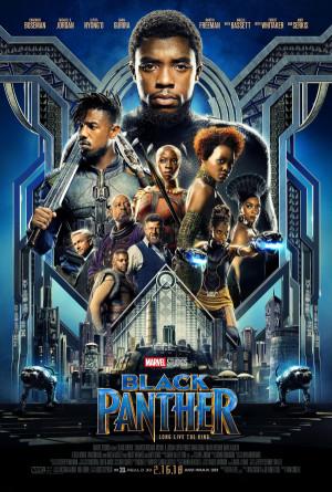 Black Panther 3000x4443