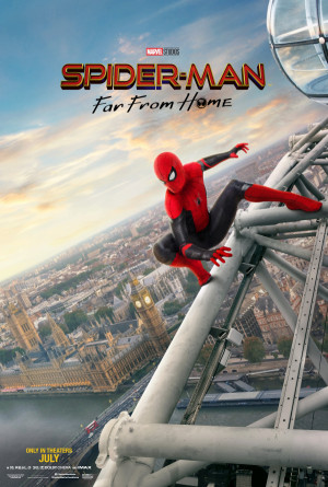 Spider-Man: Far from Home 2024x3000