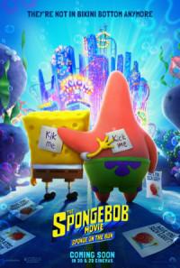 The SpongeBob Movie: Sponge on the Run poster