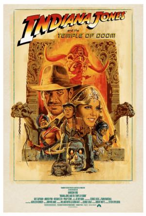 Indiana Jones and the Temple of Doom 639x941