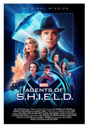 Agents of S.H.I.E.L.D. 1352x1964