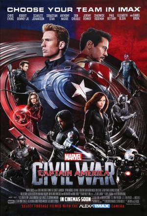 Captain America: Civil War 3321x4870