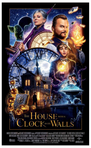 The House with a Clock in Its Walls 879x1417