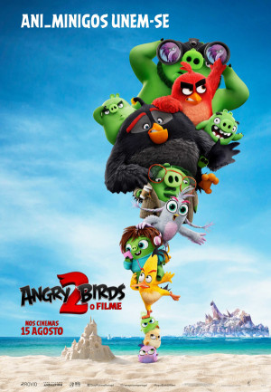The Angry Birds Movie 2 2775x4000