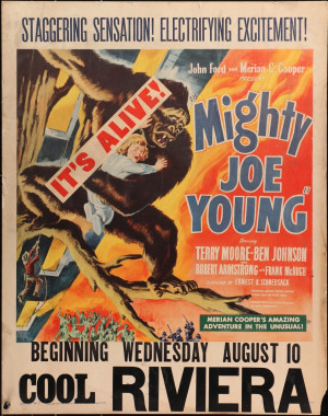 Mighty Joe Young 961x1218