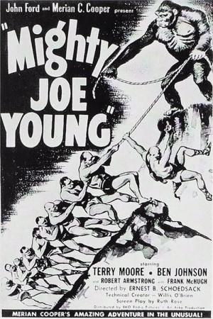 Mighty Joe Young 500x750