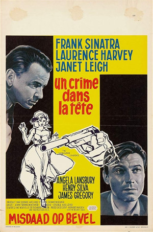 The Manchurian Candidate 648x981