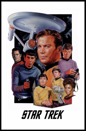 Star Trek 511x776