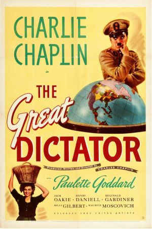 The Great Dictator 1958x2946