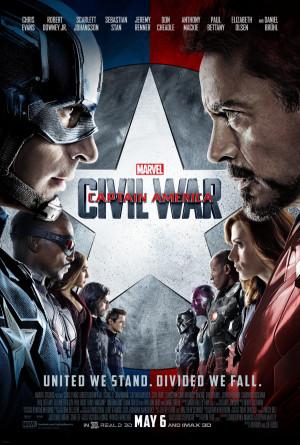 Captain America: Civil War 1688x2500
