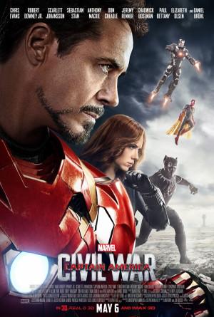 Captain America: Civil War 1382x2048