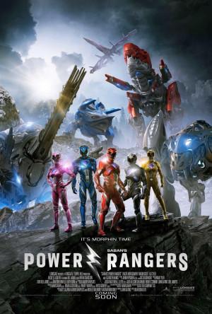 Power Rangers 1382x2045