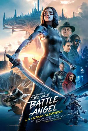 Alita: Battle Angel 4050x6000