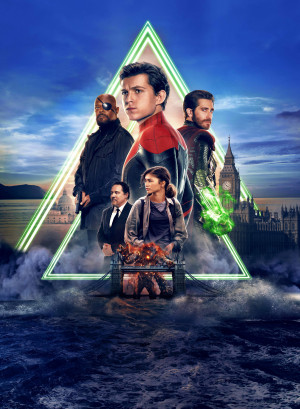 Spider-Man: Far from Home 5133x7000