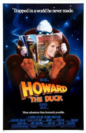 Howard the Duck 1912x2944