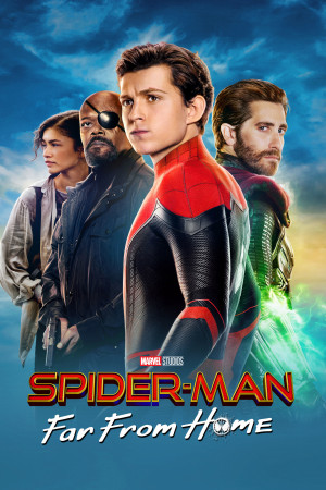 Spider-Man: Far from Home 3333x5000