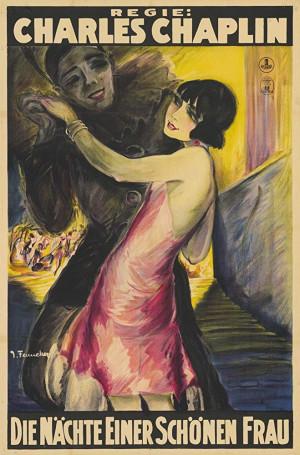 A Woman of Paris: A Drama of Fate 659x1000