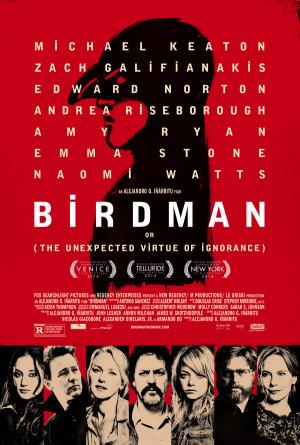 Birdman oder (Die unverhoffte Macht der Ahnungslosigkeit) 8142x12060