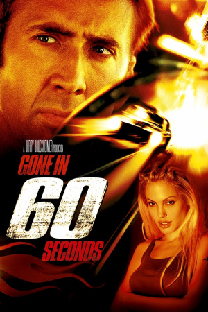 Gone in Sixty Seconds 1333x2000