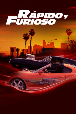 The Fast and the Furious 2000x2999