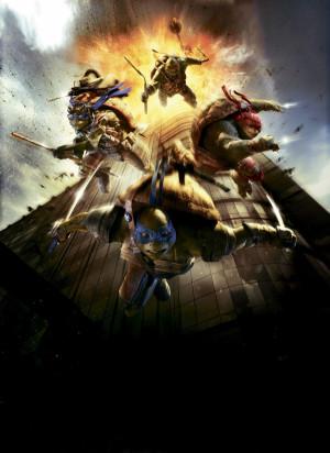 Teenage Mutant Ninja Turtles 5835x8000