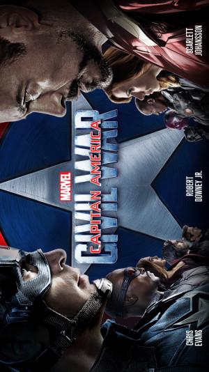 Captain America: Civil War 2160x3840