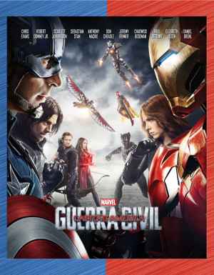 Captain America: Civil War 1433x1836
