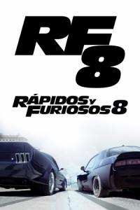 The Fast and the Furious 8 poster